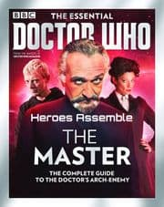 Doctor Who Essential Guide #04 The Master Bookazine Magazine Panini Comics