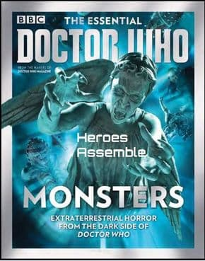 Doctor Who Essential Guide #05 Monsters Bookazine Magazine Panini Comics