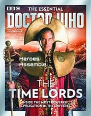 Doctor Who Essential Guide #07 The Time Lords Bookazine Magazine Panini Comics