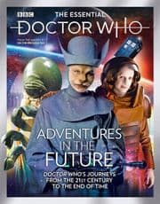 Doctor Who Essential Guide #14 Adventures In The Future Bookazine Magazine Panini Comics