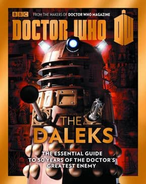 Doctor Who Essential Guide Bookazine Daleks Magazine Panini Comics