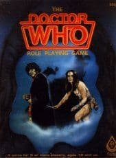 Doctor Who FASA Roleplaying Game
