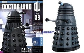 Doctor Who Figurine Collection #039 Genesis Dalek Eaglemoss