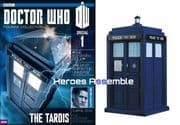 Doctor Who Figurine Collection Special #01 TARDIS Eaglemoss