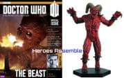 Doctor Who Figurine Collection Special #05 The Beast Eaglemoss