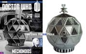 Doctor Who Figurine Collection Special #09 Mechonoid Eaglemoss