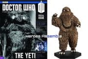 Doctor Who Figurine Collection Special #12 Yeti Eaglemoss