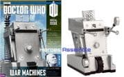 Doctor Who Figurine Collection Special #14 War Machine Eaglemoss