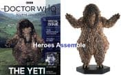 Doctor Who Figurine Collection Special #23 Yeti Eaglemoss