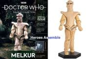 Doctor Who Figurine Collection Special #26 The Melkur Keeper Of Traken Eaglemoss