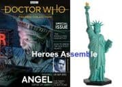 Doctor Who Figurine Collection Special #27 Weeping Angel Statue Of Liberty Eaglemoss