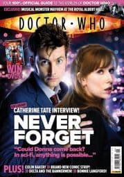 Doctor Who Magazine #399 DWM Dr Panini Comics