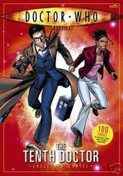Doctor Who Magazine Special Edition #19 10th Dr Comic Strips