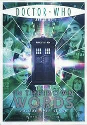 Doctor Who Magazine Special Edition #21 In Their Own Words Volume 5