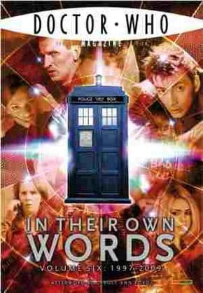 Doctor Who Magazine Special Edition #24 In Their Own Words Volume 6