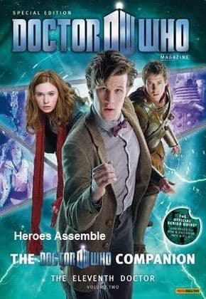 Doctor Who Magazine Special Edition #27 The Eleventh Doctor Volume 2