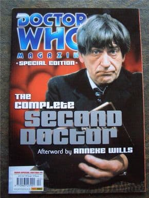 Doctor Who Magazine Special Edition #4 Complete Second Doctor Dr Patrick Troughton Panini Magazines
