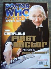 Doctor Who Magazine Special Edition #7 William Hartnell
