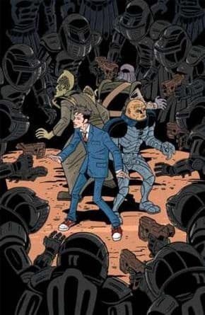 Doctor Who Ongoing #5 Retail Virgin Variant (2009) IDW Publishing comic book