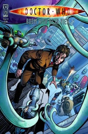 Doctor Who Room With A Deja View Cover A (2009) IDW Publishing comic book
