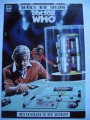 Doctor Who Season Nine Special CMS In-Vision