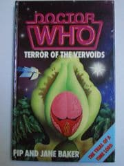 Doctor Who Terror of the Vervoids Hardback JNT Collection