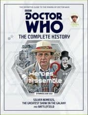 Doctor Who The Complete History Volume #13 Collectors Hardback Book Hachette Partworks