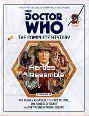 Doctor Who The Complete History Volume #14 Collectors Hardback Book Hachette Partworks