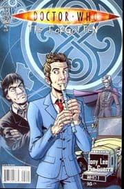 Doctor Who The Forgotten #2 (2008) Dr David Tennant IDW Publishing comic book