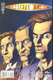 Doctor Who The Forgotten #5 (2008) Dr David Tennant IDW Publishing comic book