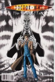 Doctor Who The Forgotten Comics