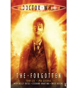 Doctor Who The Forgotten Graphic Novel TP Trade Paperback IDW Publishing Comics