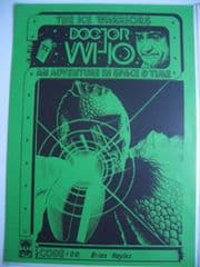 Doctor Who The Ice Warriors CMS In-Vision RARE