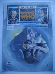 Doctor Who The Mutants CMS In-Vision