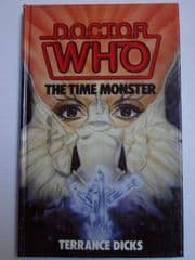 Doctor Who The Time Monster Hardback