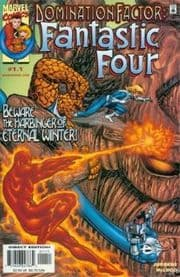 Domination Factor: Fantastic Four