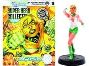 Eaglemoss DC Comics Super Hero Blackest Night Figurine Collection #16 Arisia