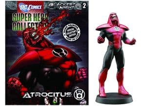 Eaglemoss DC Comics Super Hero Blackest Night Figurine Collection #2 Atrocitus