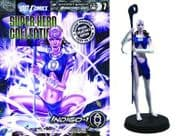 Eaglemoss DC Comics Super Hero Blackest Night Figurine Collection #7 Indigo-1