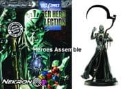 Eaglemoss DC Comics Super Hero Blackest Night Figurine Collection Nekron Special