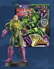 Eaglemoss DC Comics Super Hero Figurine Collection #011 Lex Luthor