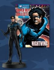 Eaglemoss DC Comics Super Hero Figurine Collection #019 Nightwing