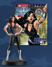 Eaglemoss DC Comics Super Hero Figurine Collection #022 Donna Troy