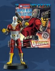 Eaglemoss DC Comics Super Hero Figurine Collection #025 Deadshot