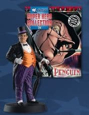 Eaglemoss DC Comics Super Hero Figurine Collection #026 Penguin