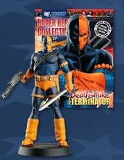 Eaglemoss DC Comics Super Hero Figurine Collection #027 Deathstroke