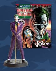 Eaglemoss DC Comics Super Hero Figurine Collection #003 The Joker