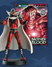 Eaglemoss DC Comics Super Hero Figurine Collection #039 Brother Blood
