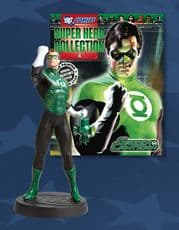 Eaglemoss DC Comics Super Hero Figurine Collection #004 Green Lantern