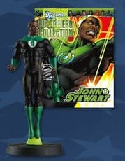Eaglemoss DC Comics Super Hero Figurine Collection #055 Green Lantern John Stewart